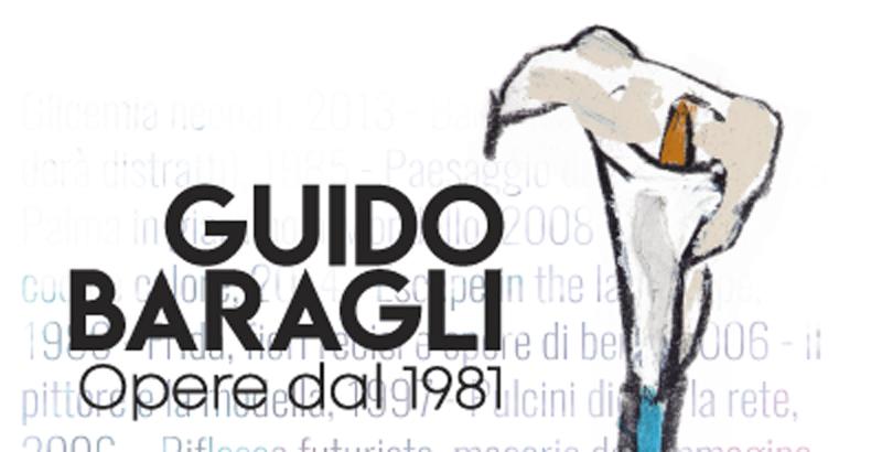 """""""Esposizione di Guido Baragli al Museo Regionale Palazzo  Belmonte Riso di Palermo"""" di Anna Maria Esposito"""